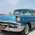 1957 Chevy Bel-air by John Telfer