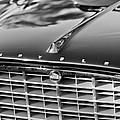 1957 Chrysler 300c Grille Emblem by Jill Reger