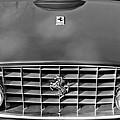 1957 Ferrari 410 Superamerica Coupe Grille Emblem by Jill Reger