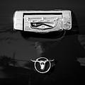 1957 Ford Custom 300 Series Ranchero Emblem by Jill Reger