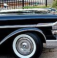 1957 Mercury Turnpike  by Rosanne Jordan