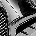 1957 Studebaker Golden Hawk Hardtop Grille Emblem by Jill Reger