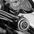 1959 Fiat Bianchina Semi-convertible Series II Steering Wheel by Jill Reger