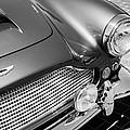 1960 Aston Martin Db4 Series II Grille by Jill Reger