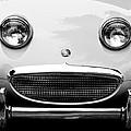 1960 Austin-healey Sprite by Jill Reger
