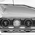 1960 Chevrolet Impala Tail Lights by Jill Reger