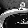 1960 Ford Galaxie Starliner Hood Ornament - Emblem by Jill Reger