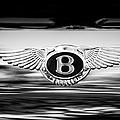 1961 Bentley S2 Continental - Flying Spur - Emblem by Jill Reger