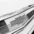 1962 Chevrolet Belair Emblem by Jill Reger