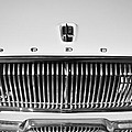 1962 Dodge Dart Grille Emblem by Jill Reger