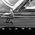 1962 Dodge Polara 500 Side Emblem by Jill Reger