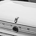 1963 Ford Falcon Futura Convertible  Rear Emblem by Jill Reger