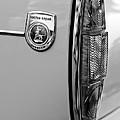 1964 Sunbeam Tiger Taillight Emblem by Jill Reger