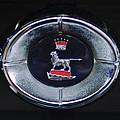 1965 Sunbeam Tiger Grille Emblem by Jill Reger