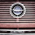 1966 Plymouth Barracuda - Cuda - Emblem by Jill Reger