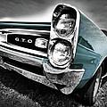 1966 Pontiac Gto by Gordon Dean II