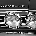 1967 Chevrolet Chevelle Super Sport Emblem by Jill Reger
