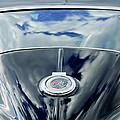 1967 Chevrolet Corvette Rear Emblem by Jill Reger