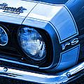 1967 Chevy Camaro Rs by Gordon Dean II
