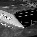 1967 Ford Mustang Cobra Jet Hood Emblem by Jill Reger