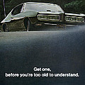 1968 Pontiac Gto by Digital Repro Depot
