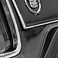 1969 Cadillac Eldorado Emblem by Jill Reger