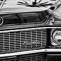 1969 Cadillac Eldorado Grille by Jill Reger