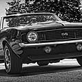 1969 Chevy Camaro Ss by Gordon Dean II