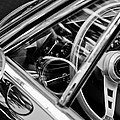 1969 Lamborghini Islero Steering Wheel Emblem by Jill Reger