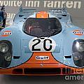 1970 Porsche 917 Kh Coupe by Paul Fearn
