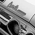 1972 Chevrolet Chevelle Taillight Emblem by Jill Reger