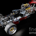 1974 Lola T332  F5000 Race Car V8 5 Litre Chassis by Frank Kletschkus