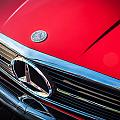 1984 Mercedes 500 Sl Convertible by Rich Franco