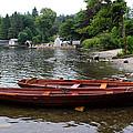2 Little Boats by Martin Newman