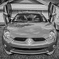 2006 Mitsubishi Eclipse Gt V6 Painted Bw by Rich Franco