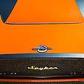 2009 Spyker C8 Laviolette Lm85 Grille Emblem by Jill Reger