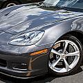 2010 Chevy Corvette Grand Sport by Rich Franco