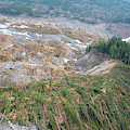 2014 Oso Mudslide by Us Geological Survey