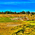 #4 At Chambers Bay Golf Course - Location Of The 2015 U.s. Open Championship by David Patterson