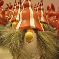 A Bunch Of Santas by Rosita Larsson