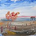 A Country Scene by Bob Jones