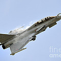 A Dassault Rafale Of The French Air by Remo Guidi