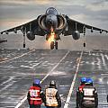 A Gr9 Harrier  by Paul Fearn