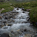 A Mountain Stream In Vanoise National by Jose Azel