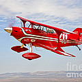 A Pitts Special S-2a Aerobatic Biplane by Scott Germain