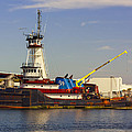 A Tough Old Tugboat by John M Bailey