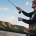 A Young Man In His Early Thirties  Fly by Jeremy Wade Shockley