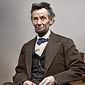 Abe Lincoln President by Retro Images Archive