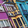 Abstract Istanbul 02 by Antony McAulay
