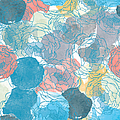Abstract Painting Universal Freehand by Irinabogomolova